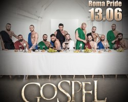 "Gorillas ""Gospel"" – Roma Pride Edition 