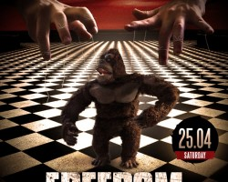 "Gorillas ""Freedom"" 