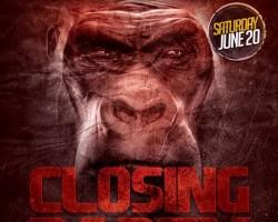 Gorillas Closing party Bologna | June 20th 2015