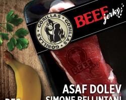Gorillas presents Beef Tel Aviv | December 12th, Rome