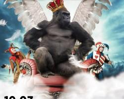 Gorillas men-only party Bologna | 19.03.2016
